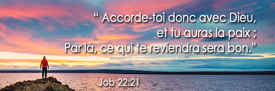 Accorde-toi avec Dieu